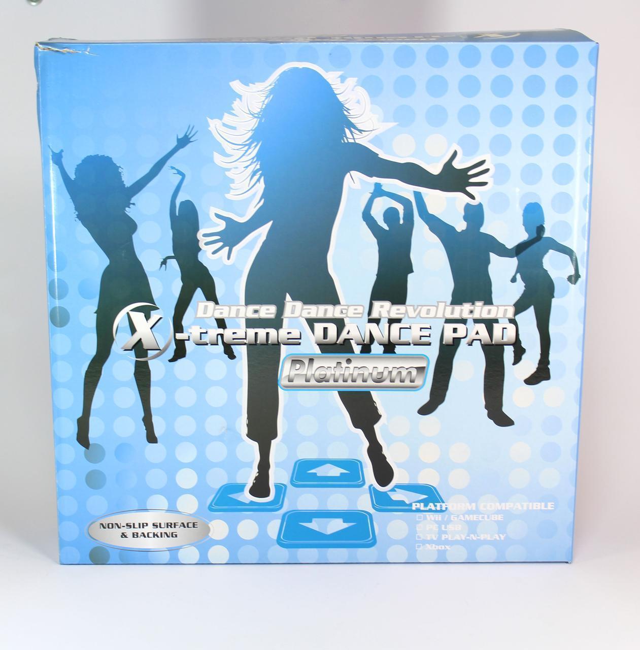 Коврик для танца DANCE MAT PC+TV (ОПТОВАЯ цена от 20 шт)