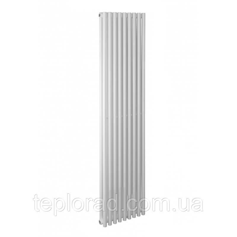 Трубчатый радиатор Betatherm Praktikum 2 1800x425x104 мм вертикальный RAL9016