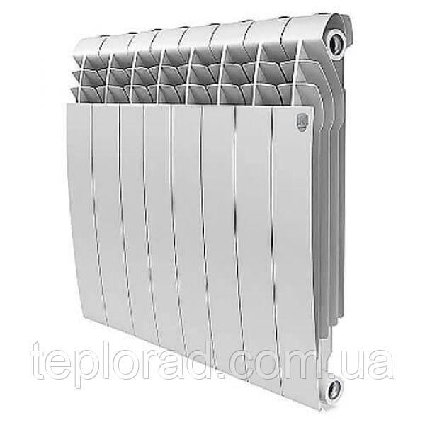 Радиатор Royal Thermo BiLiner 500/87 Bianco Traffico 8 секций (НС-1175552)