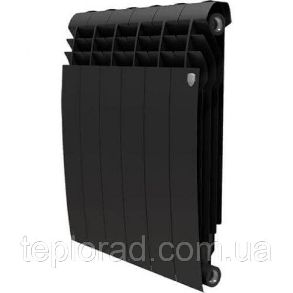 Радиатор Royal Thermo BiLiner 500/87 Noir Sable 6 секций (НС-1175309)