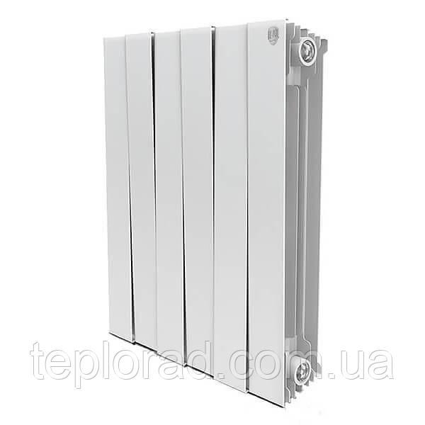 Радиатор Royal Thermo Piano Forte 591/100 Bianco Traffico 6 секций (НС-1161608)