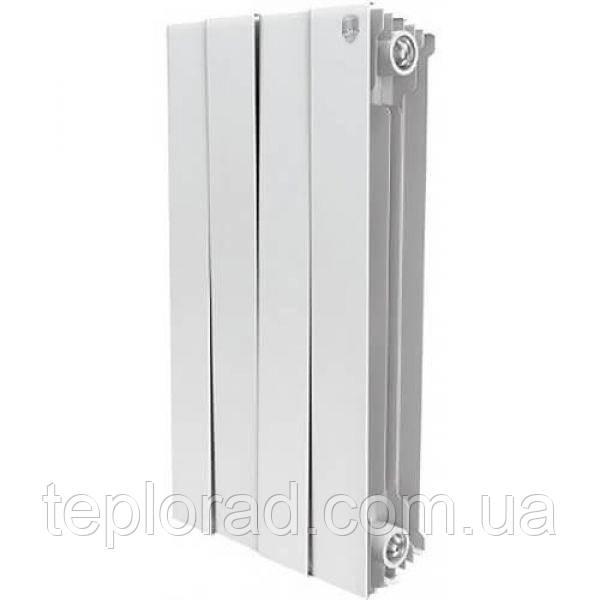 Радиатор Royal Thermo Piano Forte 591/100 Bianco Traffico 4 секции (НС-1161615)
