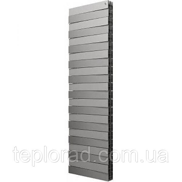 Радиатор Royal Thermo Piano Forte Tower 1440/100 Silver Satin 18 секций (НС-1161674)