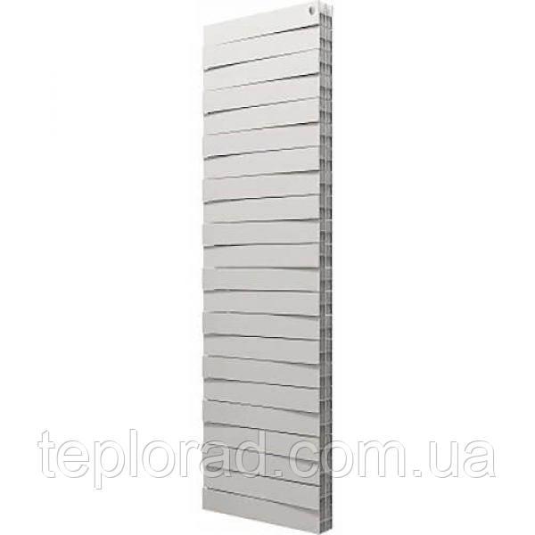 Радиатор Royal Thermo Piano Forte Tower 1760/100 Bianco Traffico 22 секции (НС-1161677)