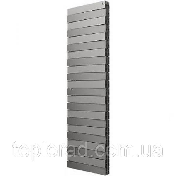 Радиатор Royal Thermo Piano Forte Tower 1670/100 Silver Satin 22 секции (НС-1161681)
