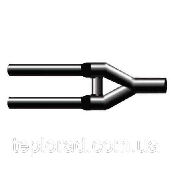 Разветвитель для горячей воды Rehau Rauvitherm Uno SDR 11 HR2X63/126 A.63/182