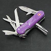 Нож Wenger Scout Junior в подарочной коробке (1.18.92.327 X), фото 1
