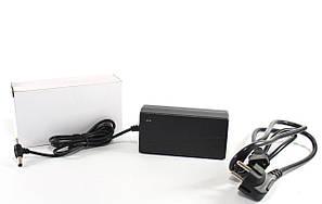 Адаптер 12V 5A Пластик + кабель (разъём 5.5*2.5mm)  (ОПТОВАЯ цена от 50 шт)  .