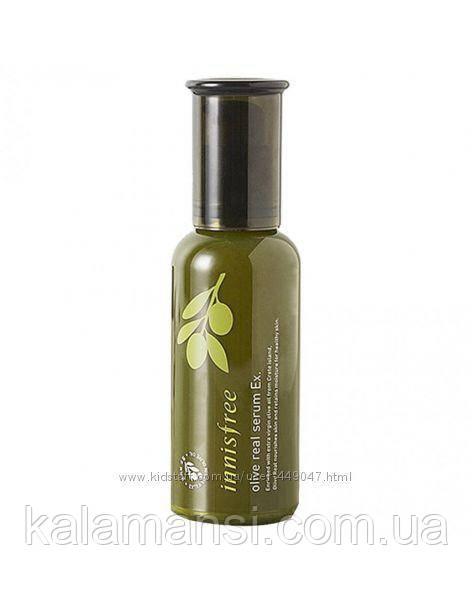 Сыворотка с оливой Innisfree Olive Real Serum EX 50мл