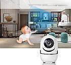 Беспроводная поворотная IP камера WiFi microSD UKC Y13G 1mp с распознаванием лиц, фото 3