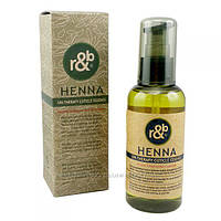 Эссенция для воcстановления волос Henna Spa Therapy Cuticle 100мл