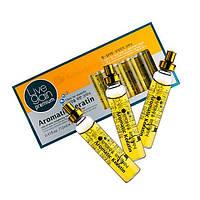 Восстанавливающие ампулы с кератином Live Gain Aromatic Keratin 12мл