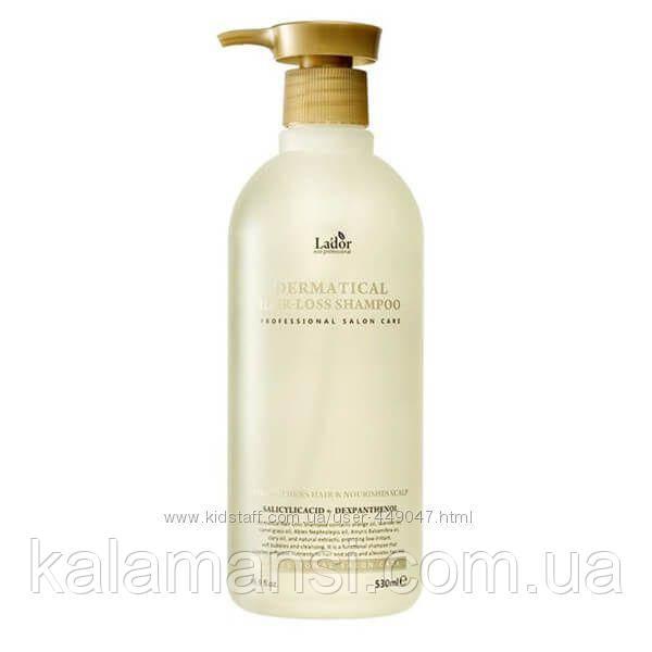 Шампунь против выпадения волос Lador Dermatical Hair Loss Shampo 530мл