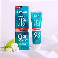 Зубная паста от воспаления десен Median 93 Green Toothpaste 120 мл, фото 1