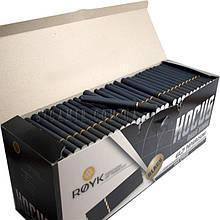 Черные сигаретные гильзы hocus 500 шт