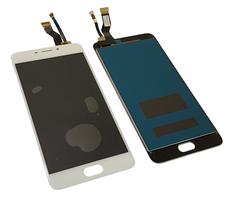 Дисплей для Meizu M5 Note, m621q с сенсорным экраном, белый
