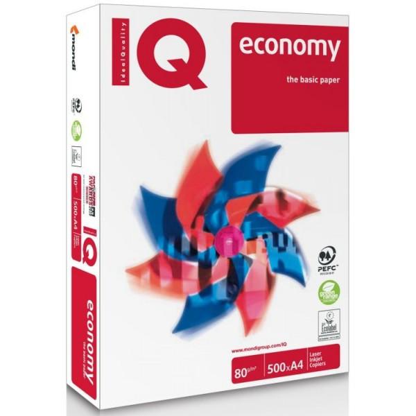 Бумага офисная IQ Economy A4 80г/м2