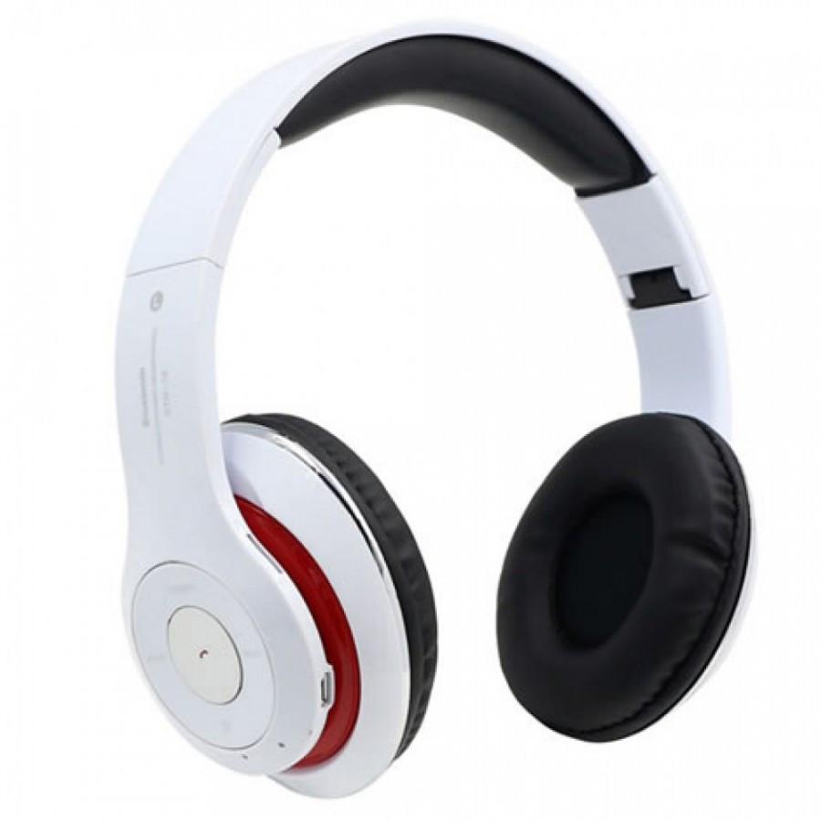 Беспроводные наушники Bluetooth с микрофоном (STN-16) Белый (72430)