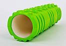 Массажный ролик Grid Roller 60 см v.1.1, фото 2