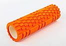 Массажный ролик Grid Roller 60 см v.1.1, фото 8