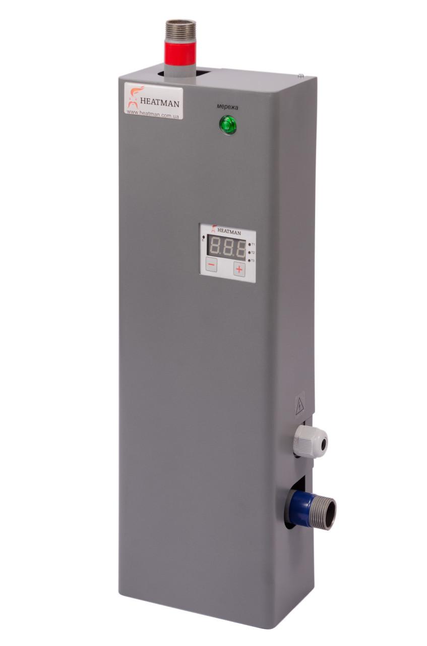 Електричний котел Heatman Light - 12 кВт 380 В