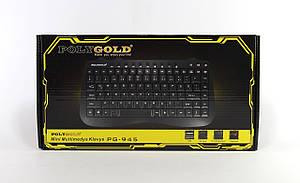Клавиатура KEYBOARD PG-945 (ОПТОВАЯ цена от 30 шт)