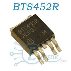 BTS452R, интеллектуальный силовой ключ, TO252-5