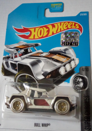 Машинка Hot Wheels 2017 Bull Whip