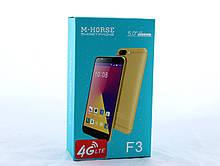 Моб. Телефон F3 5.0 Oppo / face id / Android (Black Blue)