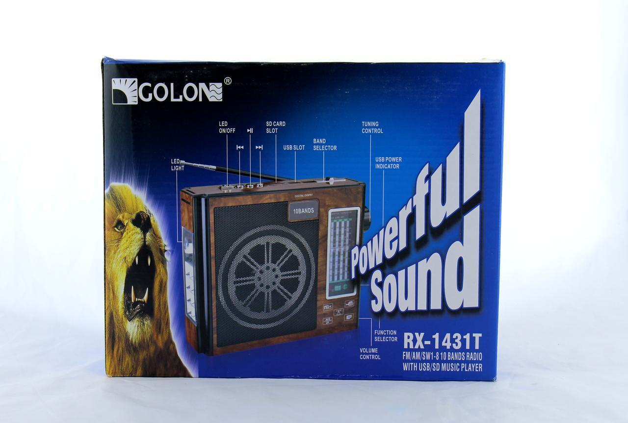 Радио RX 1431 (ОПТОВАЯ цена от 16 шт)
