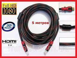 Кабель Rohs HDMI HDMI 5m