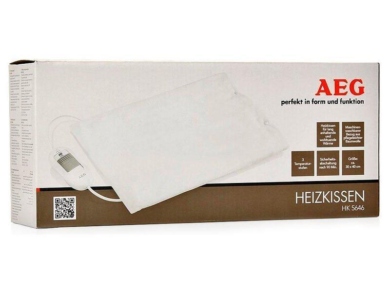 Електрична грілка AEG HK 5646 30 x 40 см Німеччина