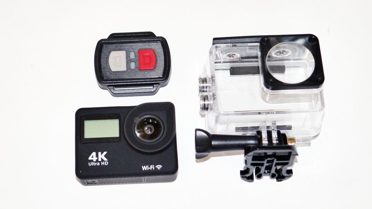 Action Camera AT30R WiFi 4K (с пультом)
