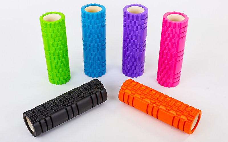 Массажный ролик Grid Roller 45 см v.2.1