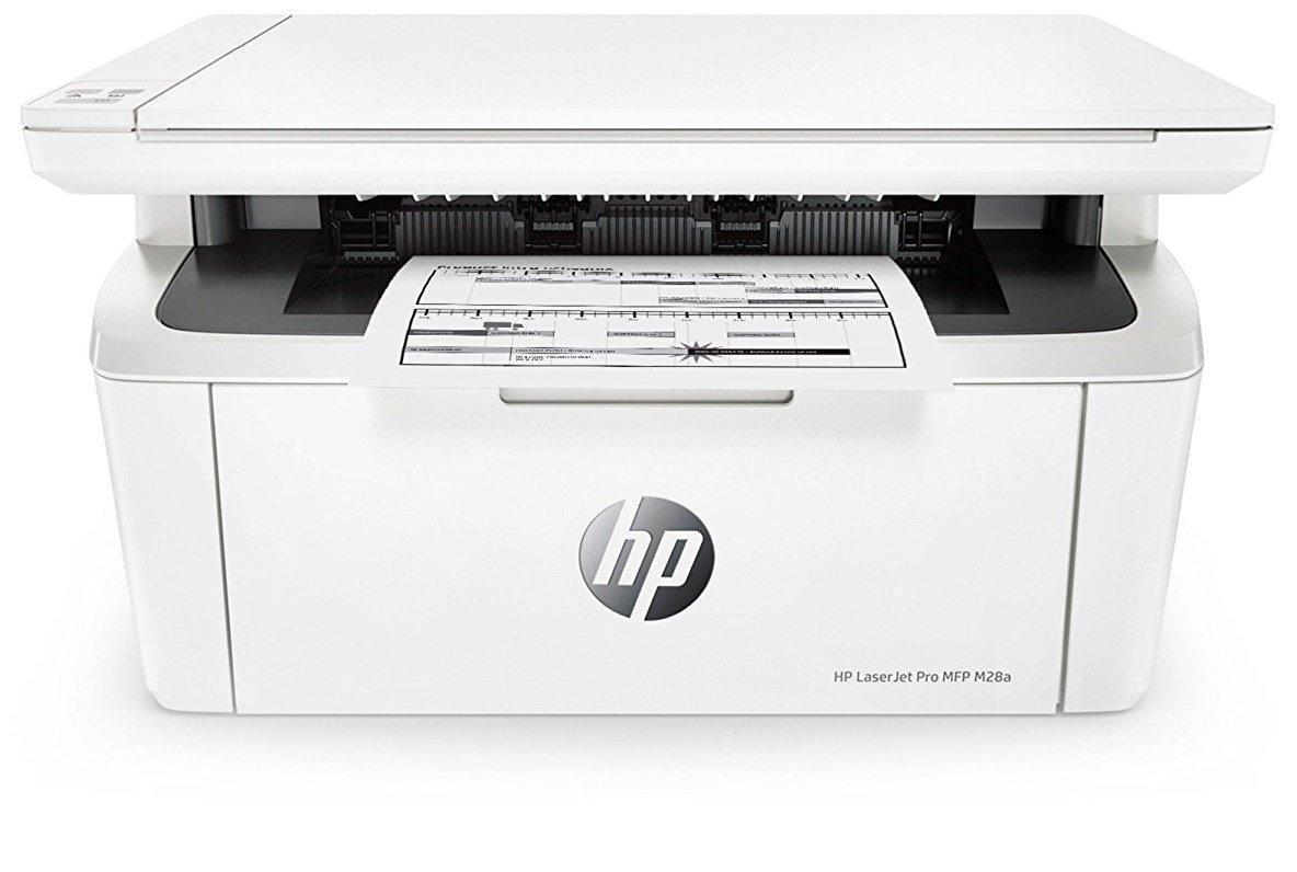 МФУ HP LaserJet Pro M28a (W2G54A )