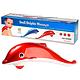 Дельфин Вибромассажер ручной массажер для тела, рук и ног маленький, фото 3