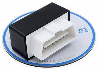 Диагностический сканер OBD2 ELM327 v1.5 c кнопкой ВКЛ/ВЫКЛ