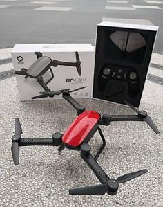 Квадрокоптер Jie Star Air Musha X9TW c WiFi камерой. складывающийся корпус
