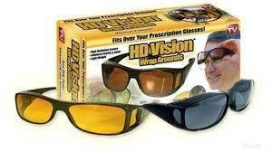 HD Vision Glasses Очки для дневной и ночной езды 2 шт