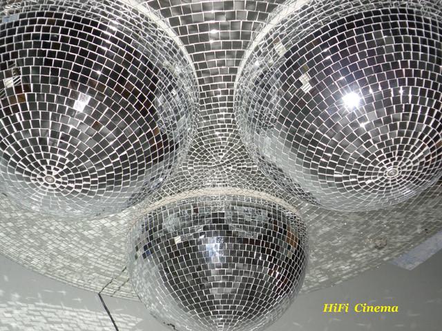 Зеркальная летающая тарелка - HiFi Cinema
