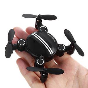 Квадракоптер Explorer 419 mini складной квадрокоптер с WiFi камерой