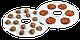 Сушарка для овочів і фруктів Concept SO-2020 дегидратор 500 Вт. на 9 лотків Чехія, фото 8