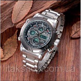 Мужские наручные часы AMST Mountain Steel