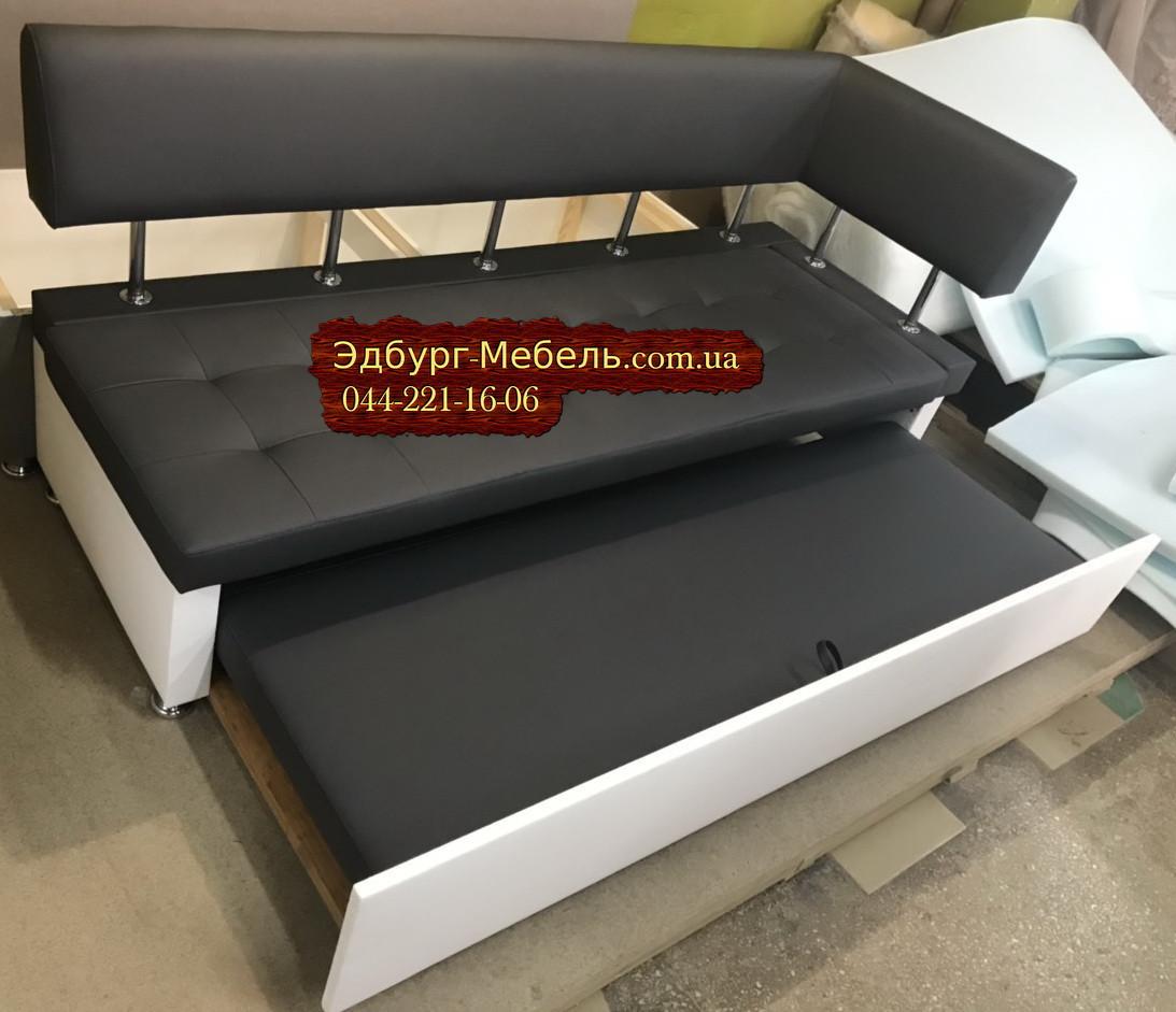 Диван для кухни Экстерн со спальным местом 1800х650х850мм
