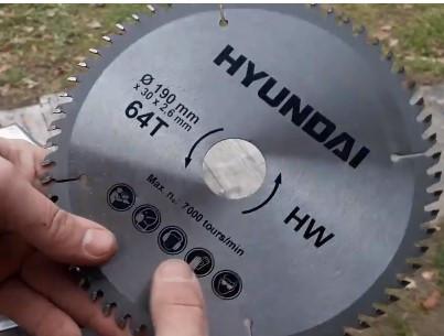 диск Hyundai C 1500-190