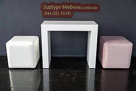 Пуф трансформер 5 в 1 с прошивкой + стол трансформер