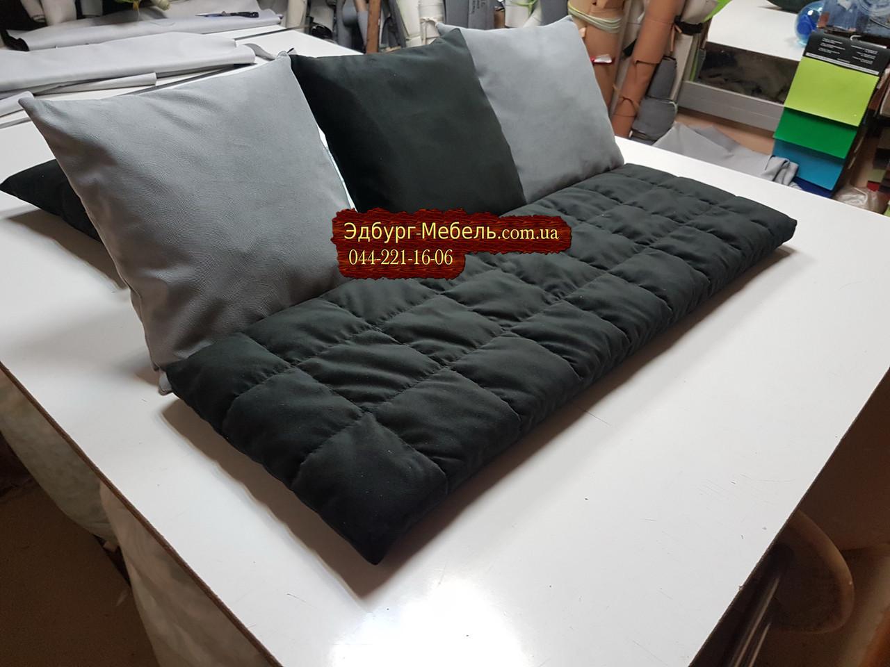 Подушки на подоконники для кафе, дома, офиса