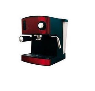 Кофеварка компрессионная  Adler AD 4404 red 15 Bar Польша