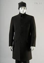"""Пальто чоловіче """"West-Fashion"""" модель UM-03"""