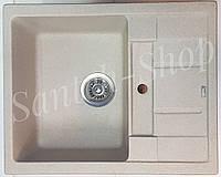 Кухонная мойка из искусственного камня Haiba HB 8210 Sand (620*500*200)